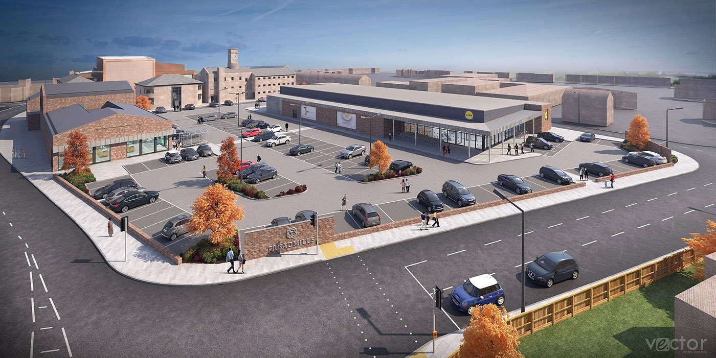 Detailed plans submitted for Northallerton Prison site redevelopment