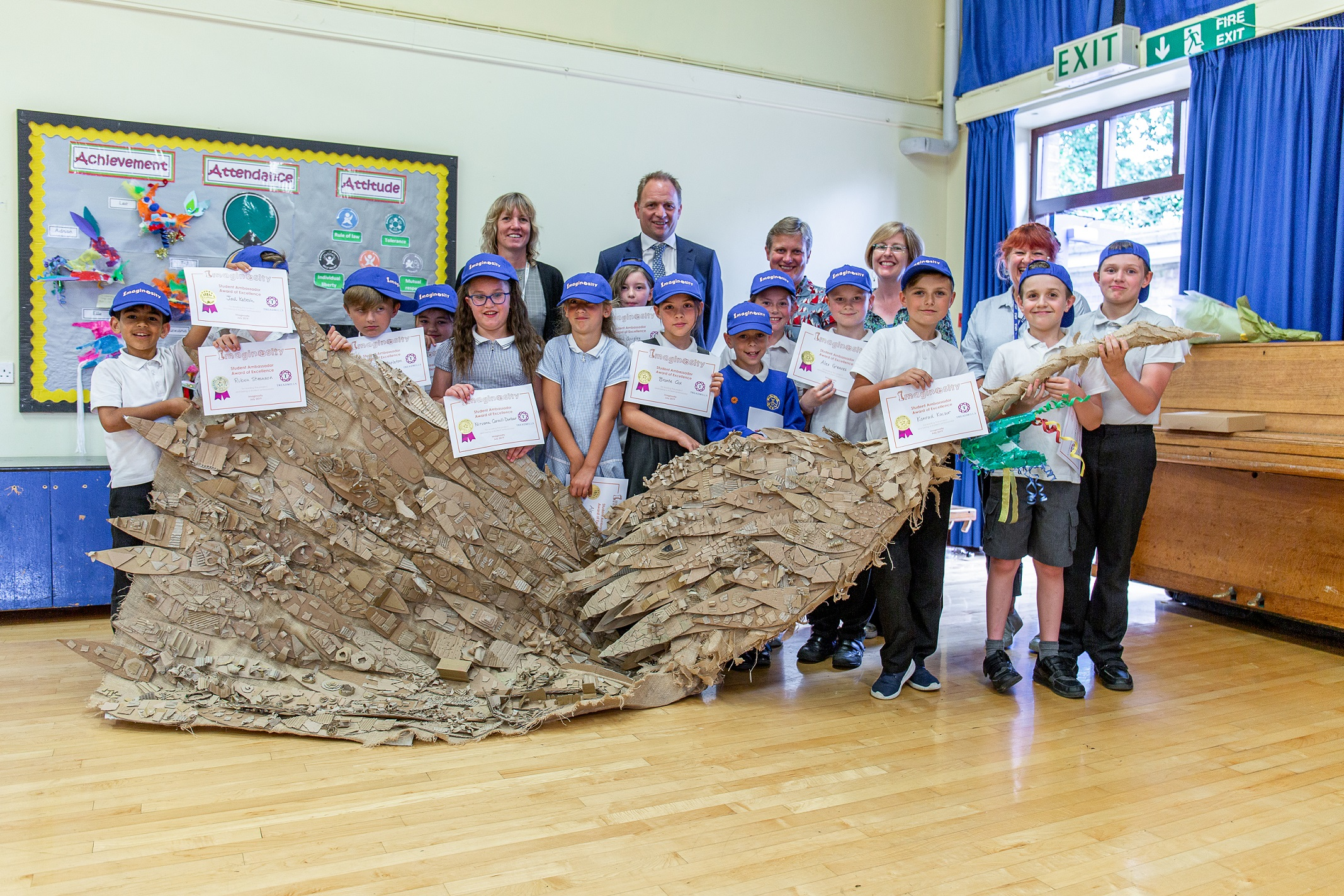 CHILDREN CELEBRATE SCHOOL ARTS PROJECT SUCCESS