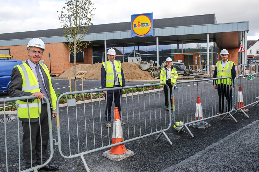 Castlehouse Construction Completes Phase 1 of Treadmills regeneration project in Northallerton
